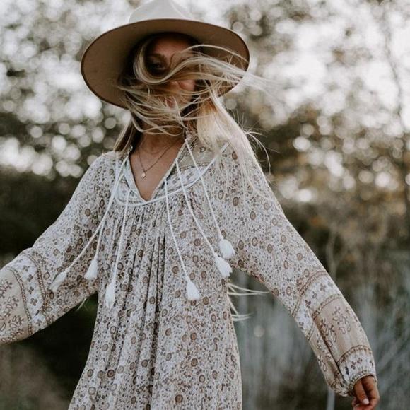 a9a485d0b7c1 Dresses | Little Gypsy Co Luna Dress | Poshmark